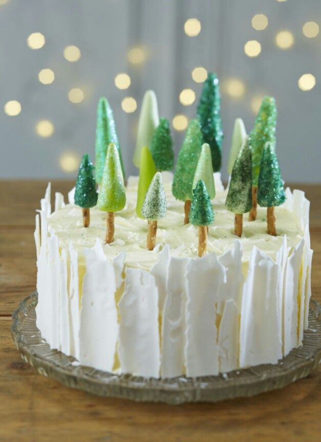 Tree Cake Pinterest Ashshila Cake And Cupcake Pinterest