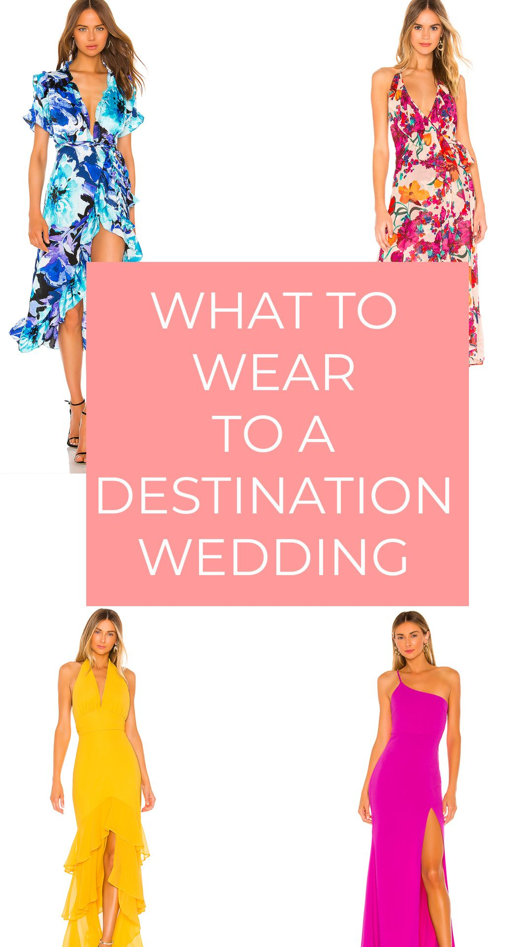 What To Wear To A Destination Wedding Destination Wedding Outfit Destination Wedding Guest Dress Beach Wedding Guest Dress [ 1920 x 1080 Pixel ]