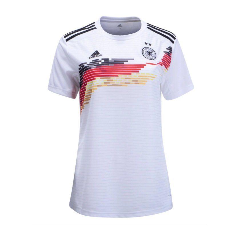 Women S Germany 2019 2020 Away Jersey Soccer White Forzajuve Forzajuventus Neymarjr Finoallafineforzajuventu Soccer Jersey Soccer Shirts World Cup Jerseys