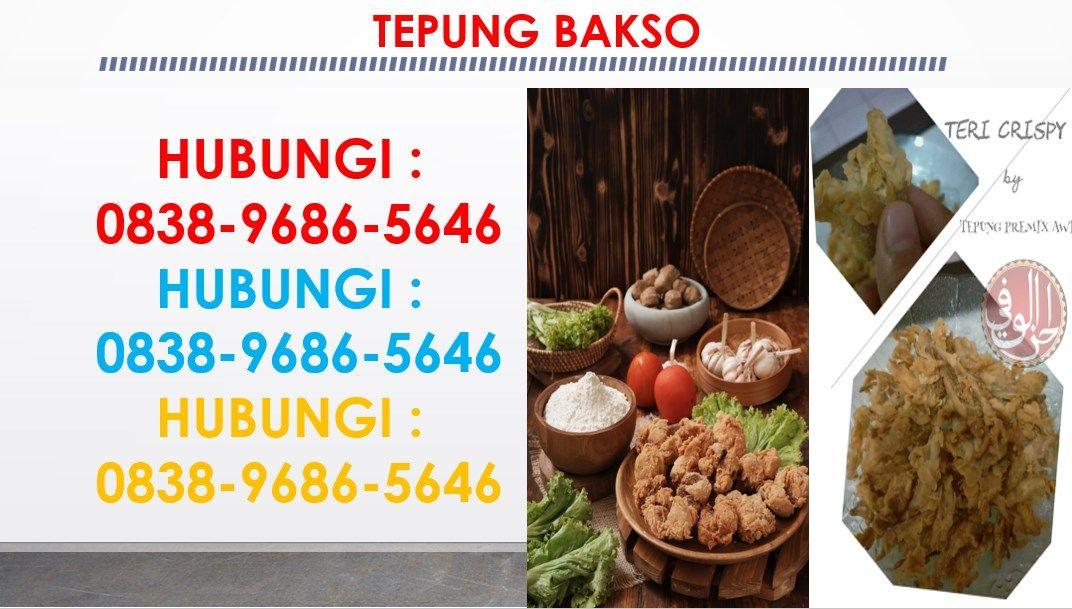 Cara Membuat Bakso Mercon Surabaya 0838 9686 5646 Bakso Surabaya Tepung