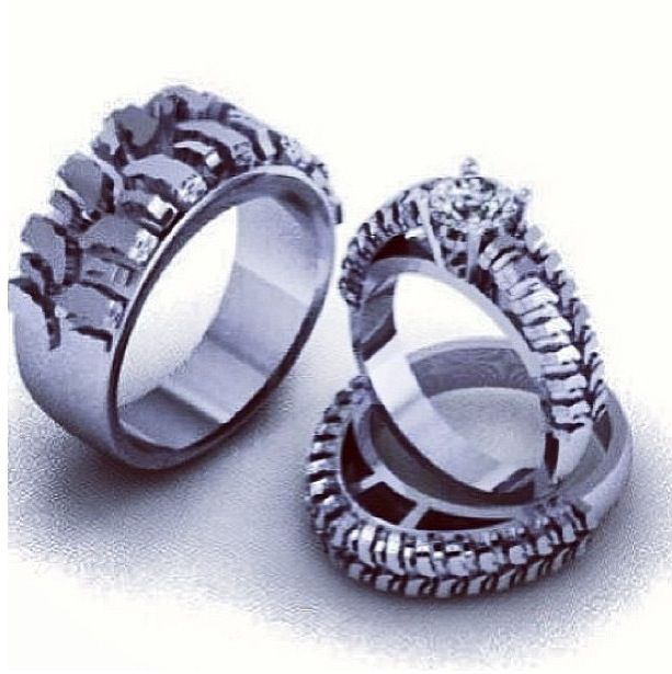these are the wedding rings we want i just need to figure out where - Redneck Wedding Rings