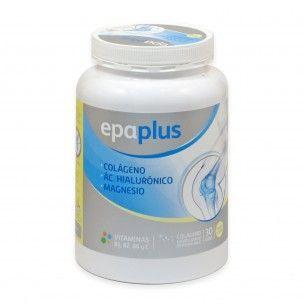 Epaplus Colageno Magnesio Sabor Limon 332gr Acido Hialuronico
