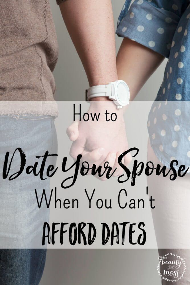How to date around