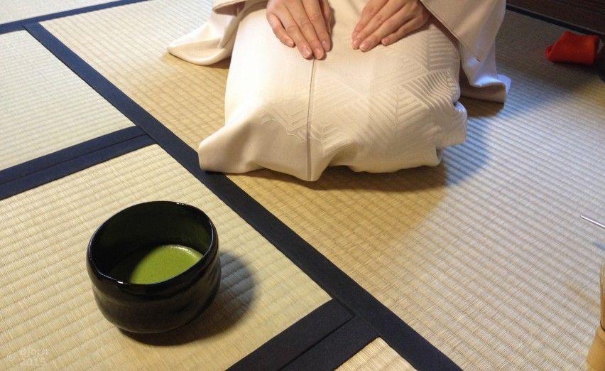 Tea Ceremony Koto in Kyoto