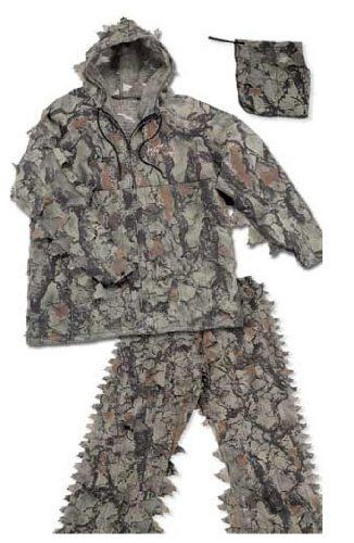 3d880108e2b03 Amazon.com: Natural Gear 3D Leafy Hunting Suit: Sports & Outdoors ...
