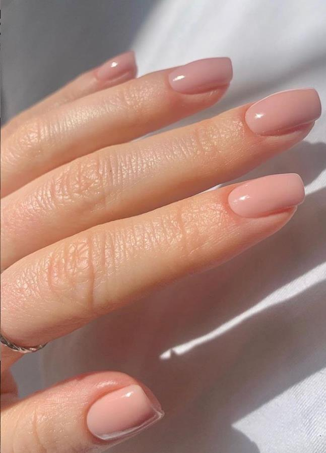 45 Super Fit Acrylic Short Nails Art Ideas For 2020 Summer Keep Creating Beauty And Warm Home Find More Happiness In Daily Life In 2020 Fall Acrylic Nails Best Acrylic Nails Short Acrylic Nails