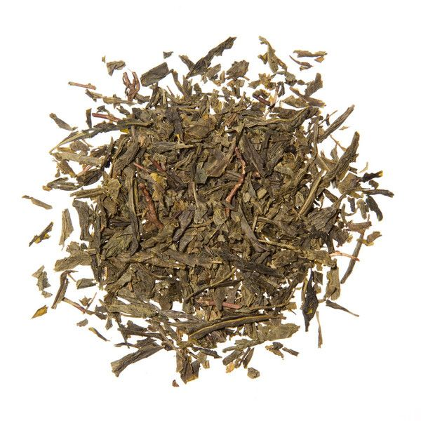 Sencha Mint - This Sencha tea is a green leave tea from China with Mint flavoring. A calming tea with pleasant aroma and refreshing cool taste.