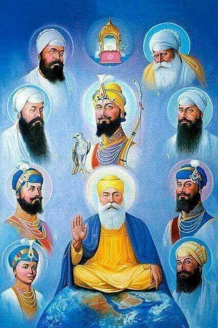 Das guru sahibaan | Place of Hope | Shri guru granth sahib