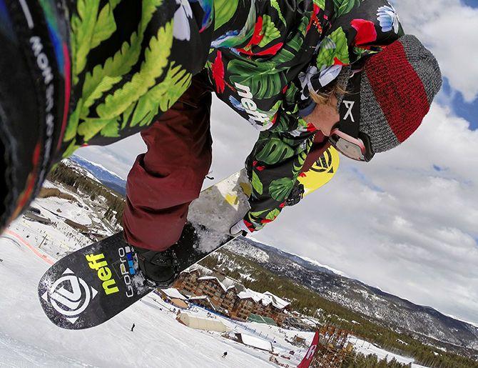 Snowboarding Bundle - GoPro