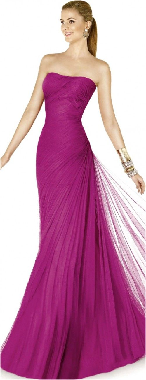 Chic Purple Cocktail Dresses | modas | Pinterest | Damas, Vestidos ...