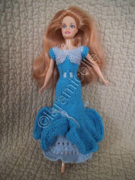 tuto gratuit barbie : robes de soirée | Tenues barbie, Barbie et Barbie style