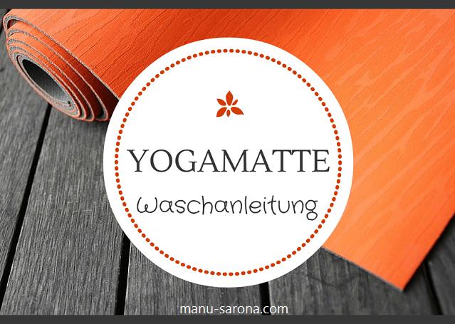 Wie reinigt man Yogamatten aus Gummi oder Schurwolle? Die Waschanleitung  http://manusarona.de/wie-reinigt-man-yogamatten-aus-gummi-oder-schurwolle-die-waschanleitung/