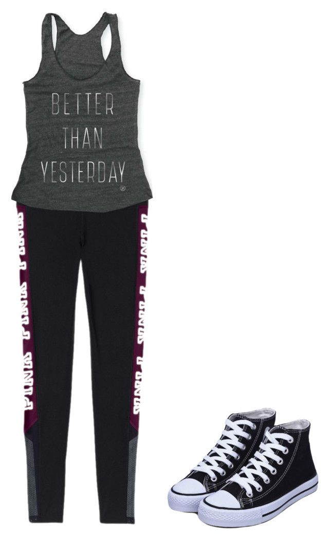 """Untitled #1061"" by mirra95 on Polyvore featuring Victoria's Secret"