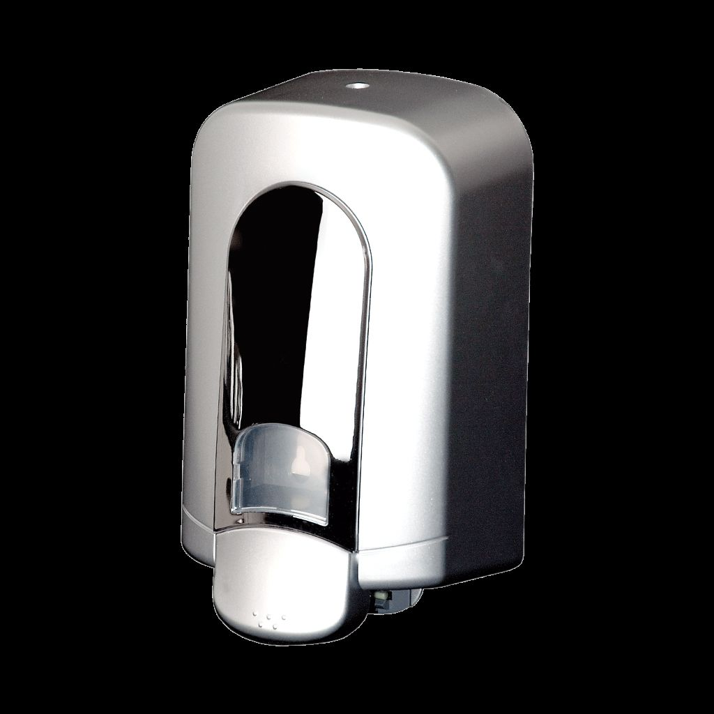 Industrial Wall Mounted Soap Dispensers Manual Or Sensor Type