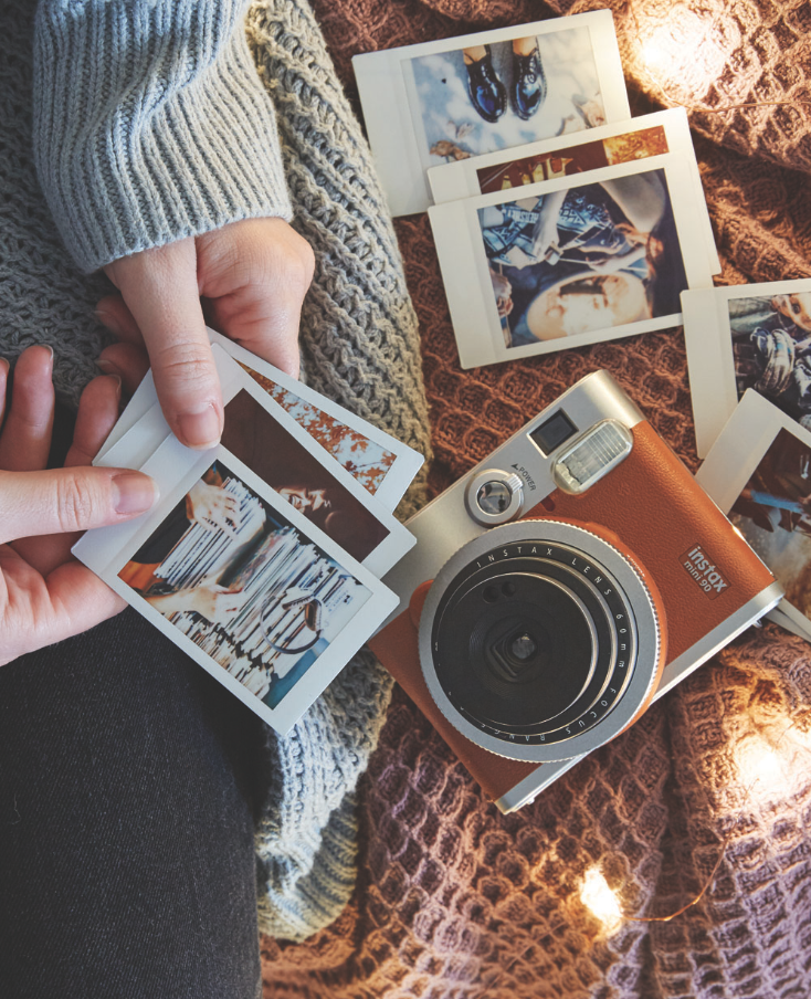 Urban Outfitters - Blog - UO DIY: Decorating with Instax