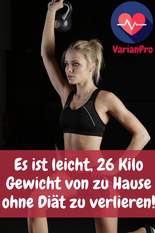 Übungen, um zu Hause in einem Monat Gewicht zu verlieren