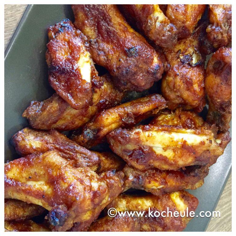 Chicken Wings aus dem Ofen – süß, pikant, knusprig