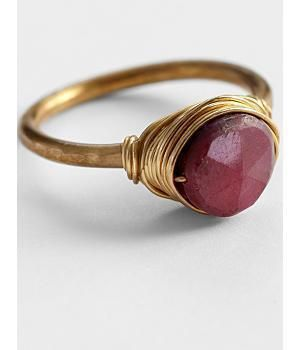 ruby love #ring #jewelry $49