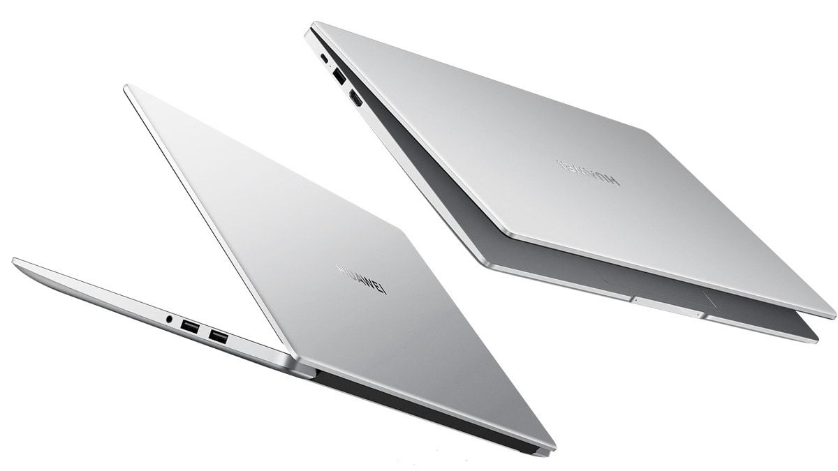 Huawei Launches New Matebook Laptops With 10th Gen Intel Processors Intel Processors Display Resolution New Laptops
