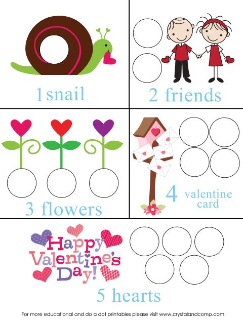 valentine heart preschool do a dot printables valentine 39 s day activities for kids do a dot. Black Bedroom Furniture Sets. Home Design Ideas