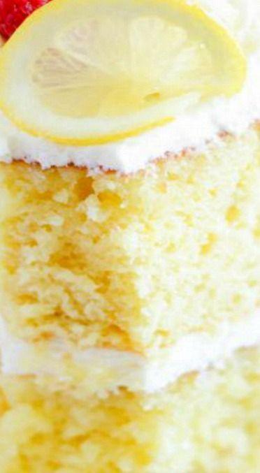 Ina S Lemon Cake Cakes Pinterest Cake Desserts And