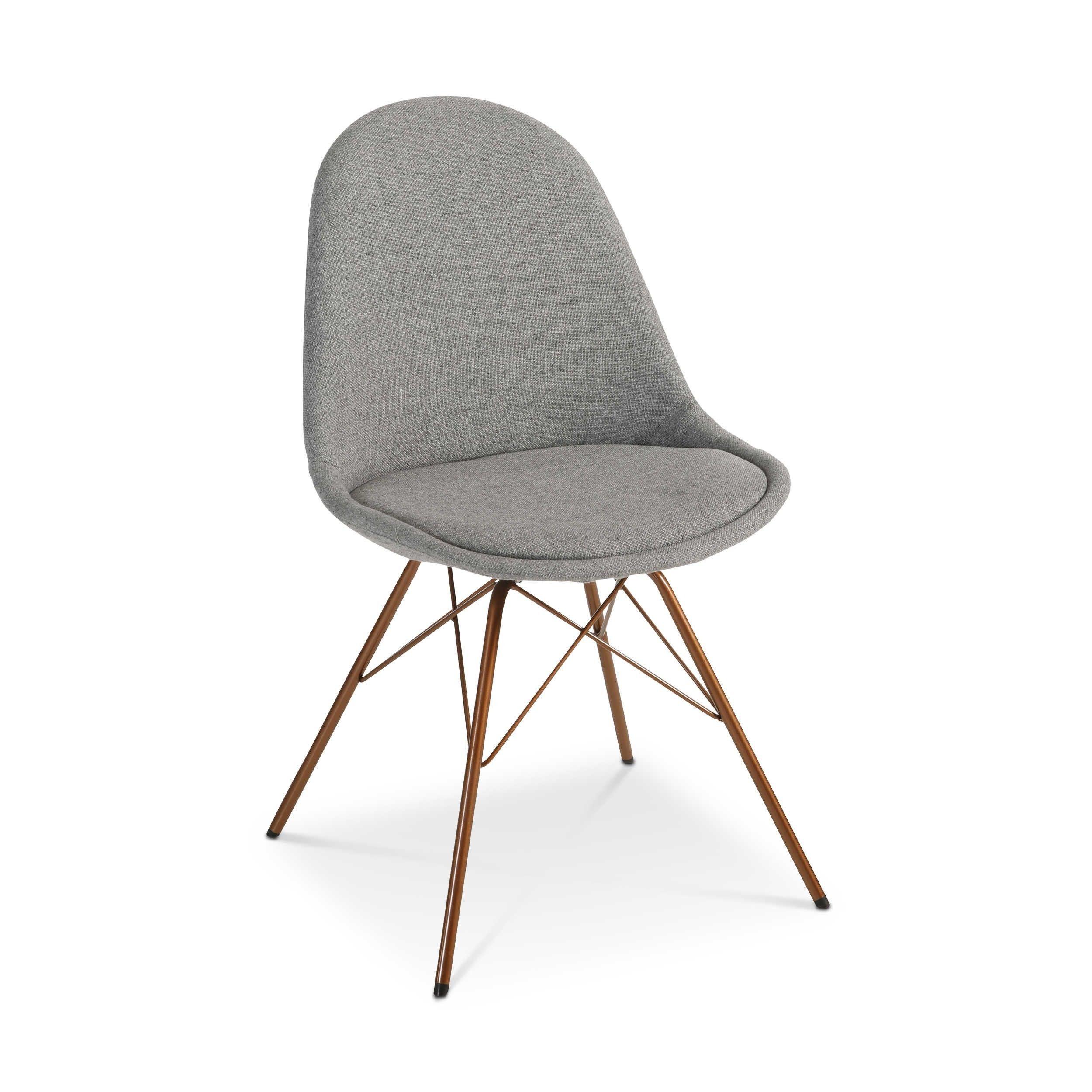 Nett Grauer Stuhl