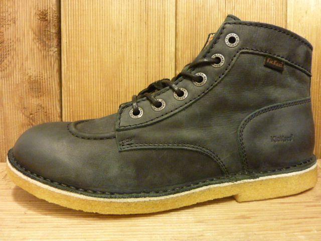 finest selection d795f 9db38 Kickers Schuhe Kick Legend Boots schwarz noir Damen Herren ...