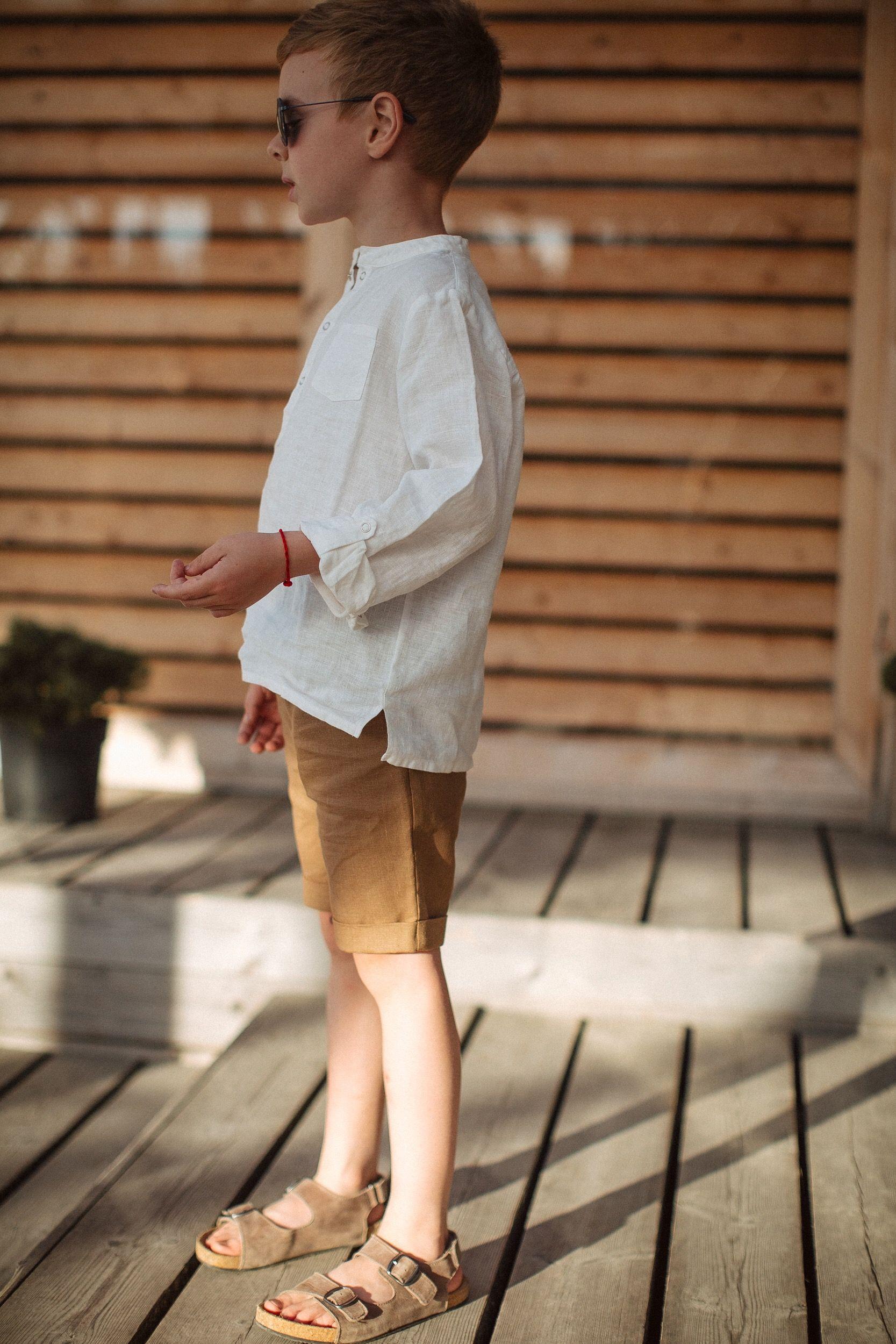 White Linen Shirt With Snaps For Boys Denim Shirt Mandarin Collar Shirt Long Sleeve Linen Shirt Boys Dress Shirt In 2021 Boys Denim Shirt Boys Dress Shirts Kids Clothes Boys [ 2500 x 1667 Pixel ]