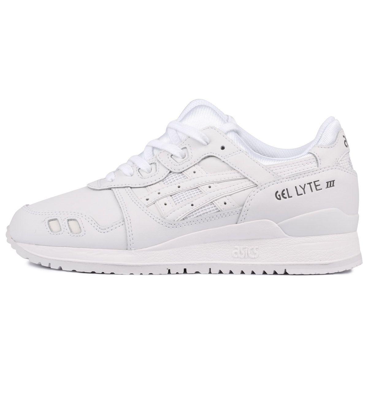 techo Refrigerar Oír de  ASICS Gel Lyte III White / White from ASICS, on 5 Pointz | Gel lyte iii, Asics  gel lyte iii, Asics gel lyte