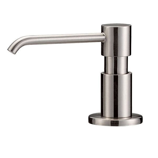 Danze D495958ss Stainless Steel Parma Deck Mounted Soap Lotion Dispenser Mega Supply Store Kitchen Soap Dispenser Lotion Dispenser Bathroom Soap Dispenser
