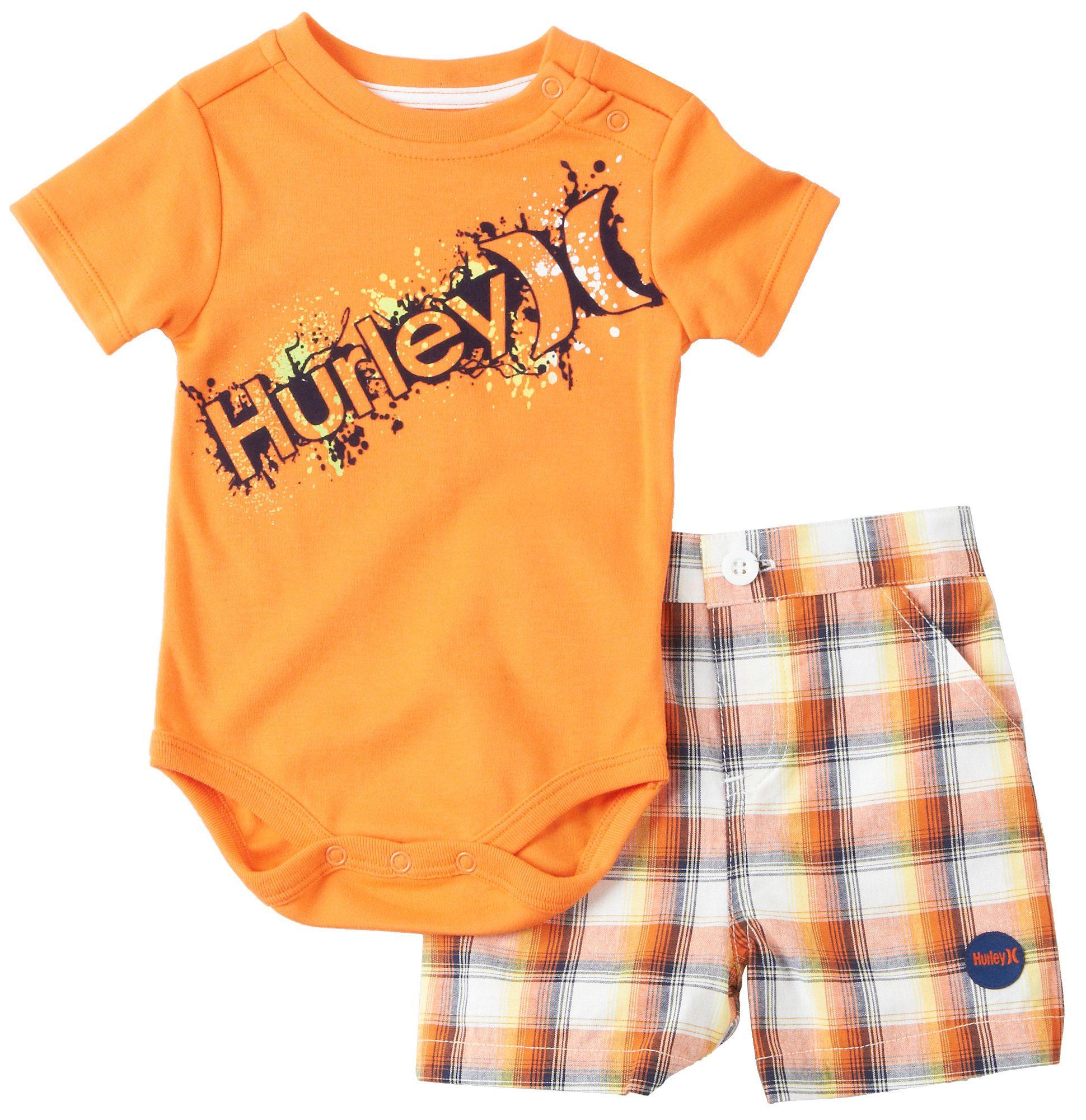 Hurley for Baby beallsflorida surf baby Boogieland
