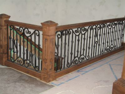 Indoor Wrought Iron Railings Wrought Iron Railings Wrought Iron