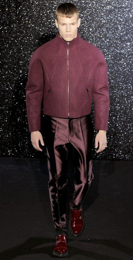 Mugler FW12m 460x900 Mugler Fall/Winter 2012 Menswear