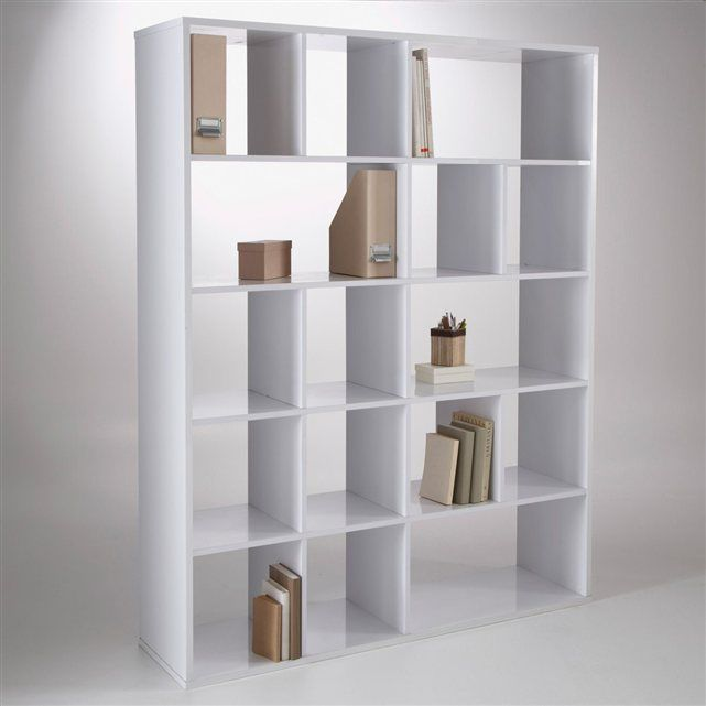 tag re multi cases newark la redoute interieurs bibliotheque pinterest. Black Bedroom Furniture Sets. Home Design Ideas