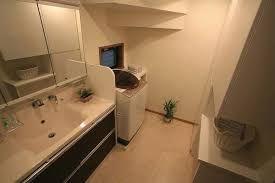 階段下 洗面所 の画像検索結果 洗面所 階段下 収納