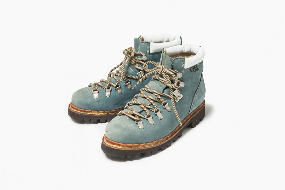 AND WANDER - F/W 2015 - TREKKING BOOTS BY PARABOOT • Guillotine