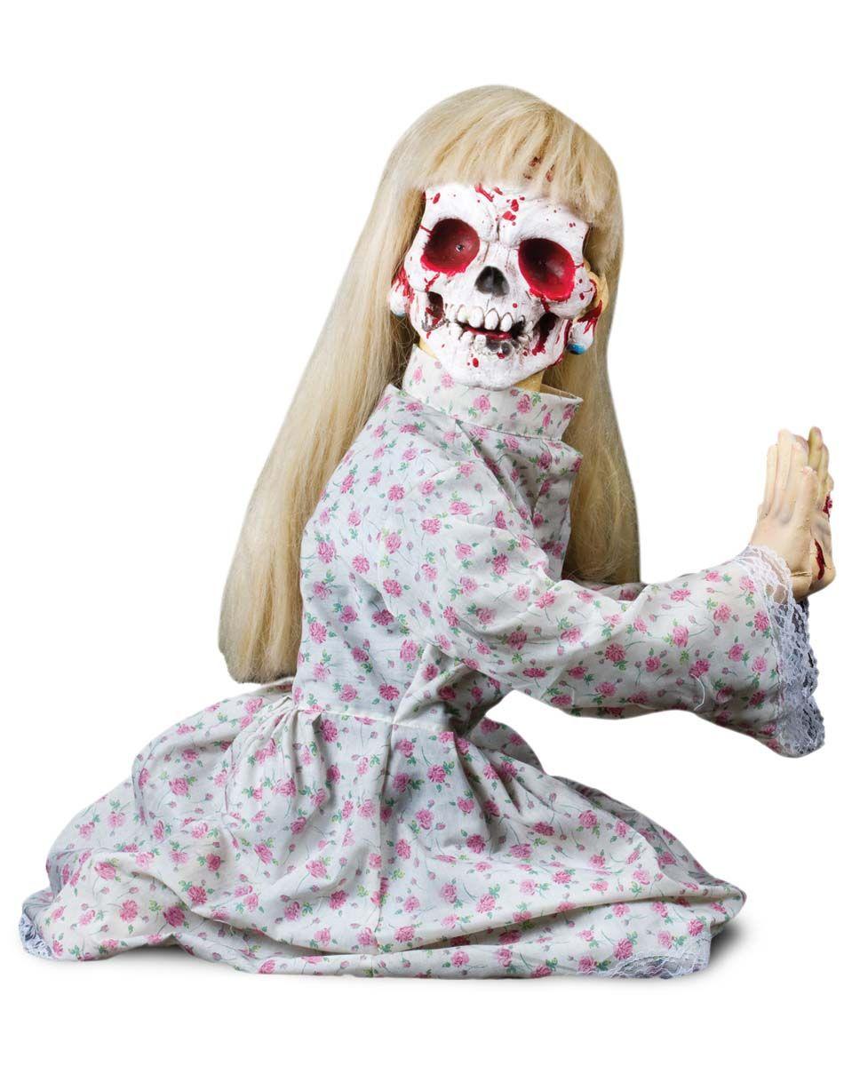 Kneeling Geist Girl - Spirit Halloween (With images ...