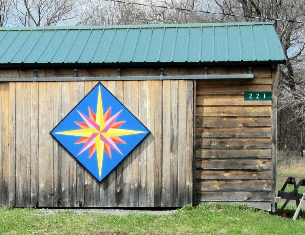 Barn Quilt Instructions  By John Elberfeld Co Founder Of