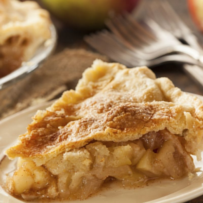 This Old Fashioned Apple Pie Recipe Has Been Perfected