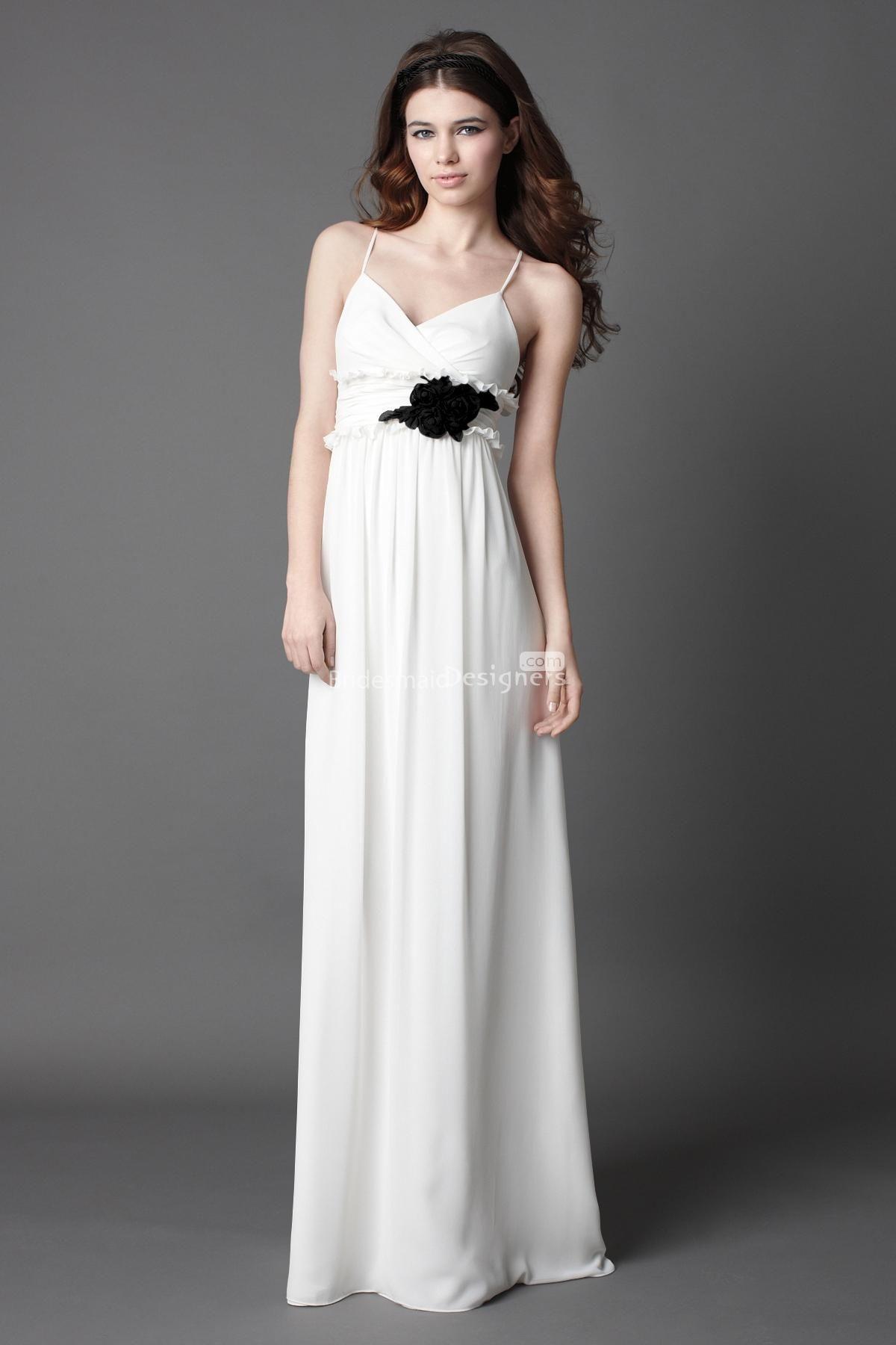 Images of Formal Floor Length Dresses - Reikian