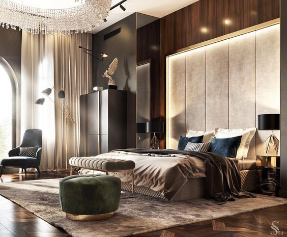 The most beautiful luxury and modern bedroom ideas - Page 2