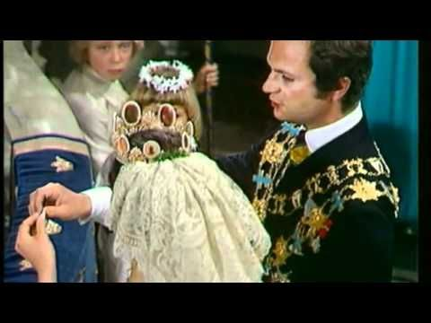 Royal Wedding Queen Silvia and King Carl Gustav of Sweden ...