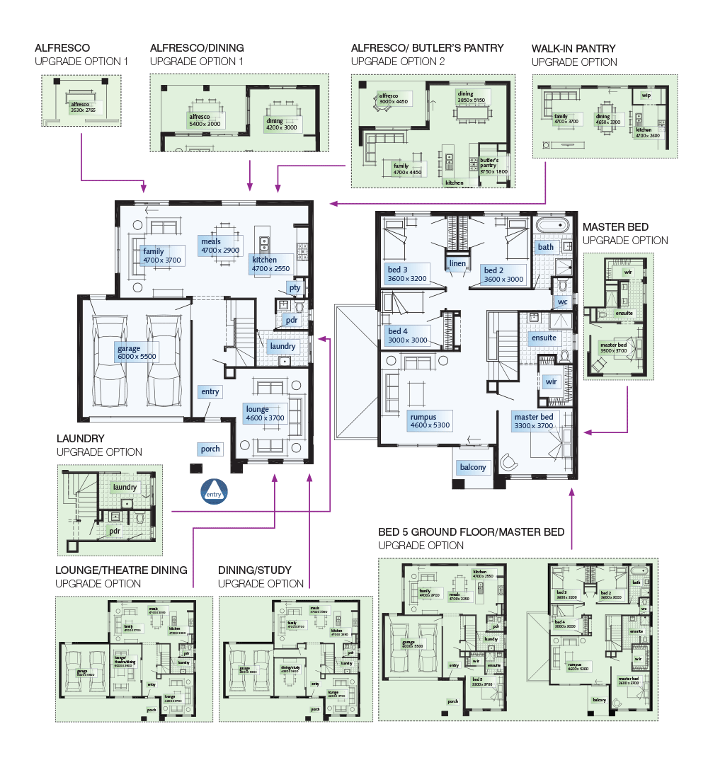 Simonds Homes Floorplan   Stanten