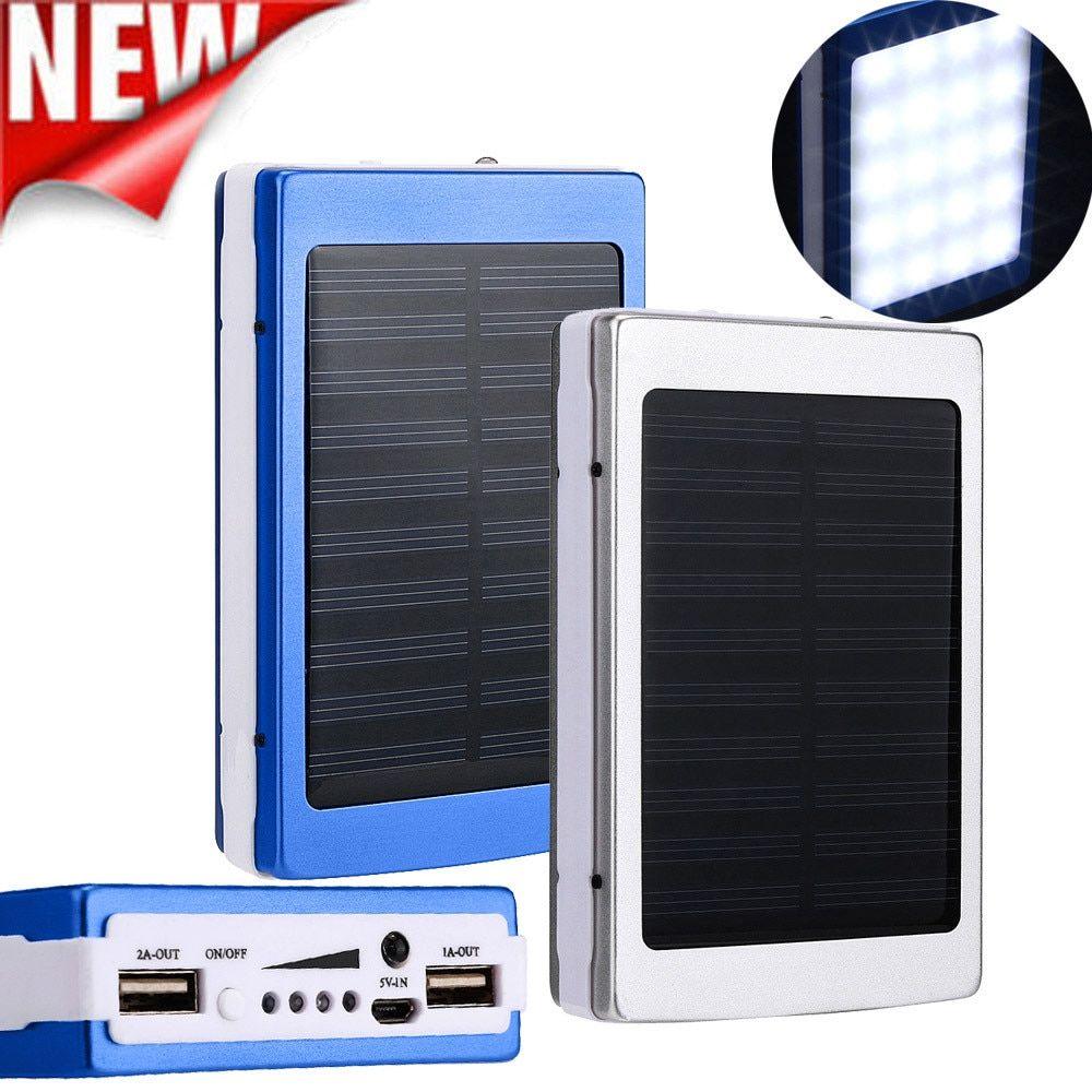 Sold 8707630538 Items Ishowtienda Universal 1 5 W 30000mah Dual Usb Portable Solar Battery Charger Power Solar Battery Charger Powerbank Portable Solar Power