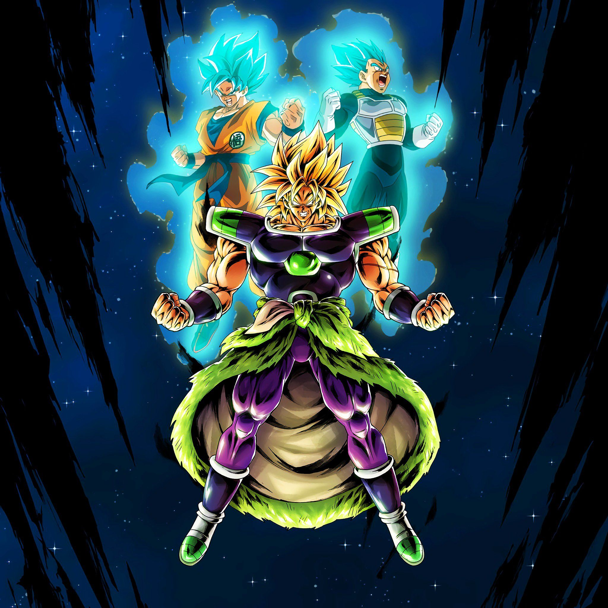 New Broly Ssjfp Wallpaper For Everyone Dragonballlegends