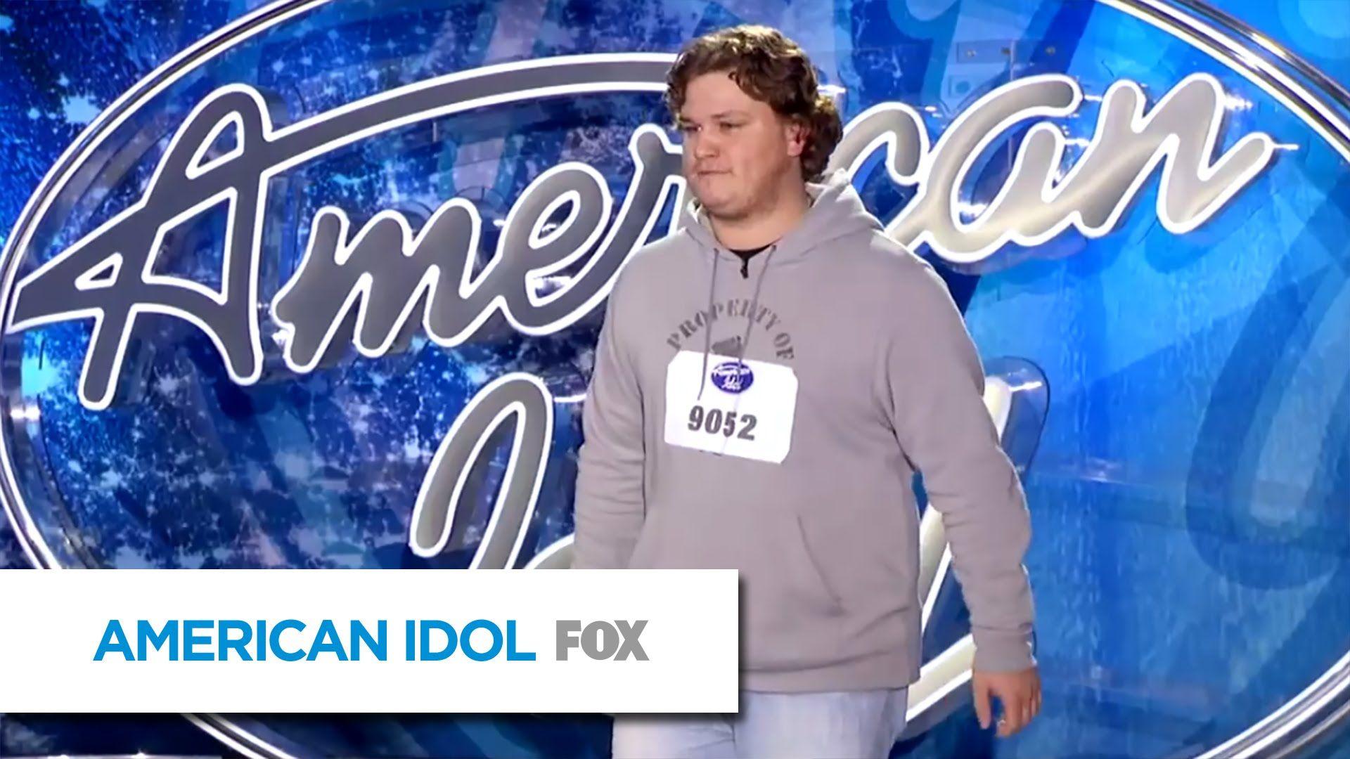 Idol Auditions: Zachary Johnson - Minneapolis - AMERICAN IDOL XIV