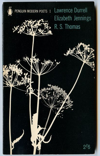 I think this cover is beautiful. It is very simple and the black background makes the white like very delicate.