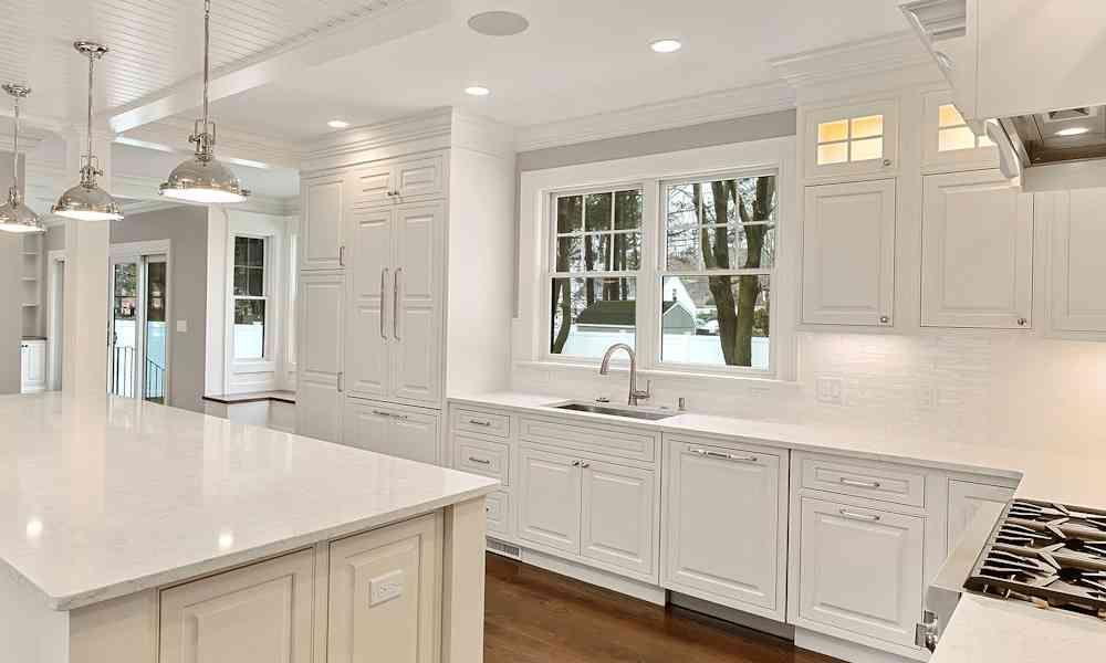 Winchester Ma Kitchen By Carole Kitchen Bath Design Kitchen Remodel Layout Kitchen Photos Refacing Kitchen Cabinets