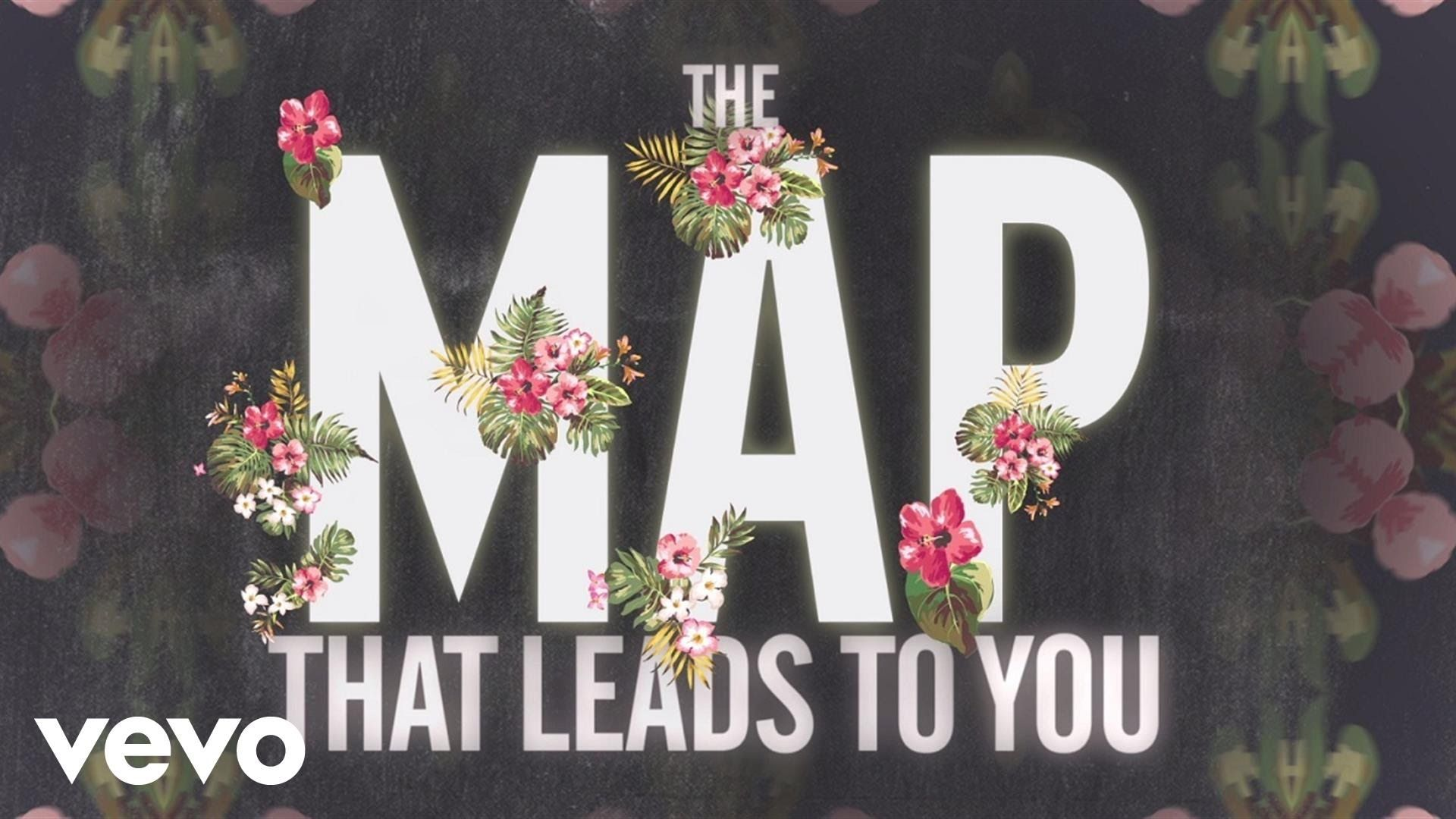 Maroon 5 Maps Lyric Video Life Is A Song Love Is The Music