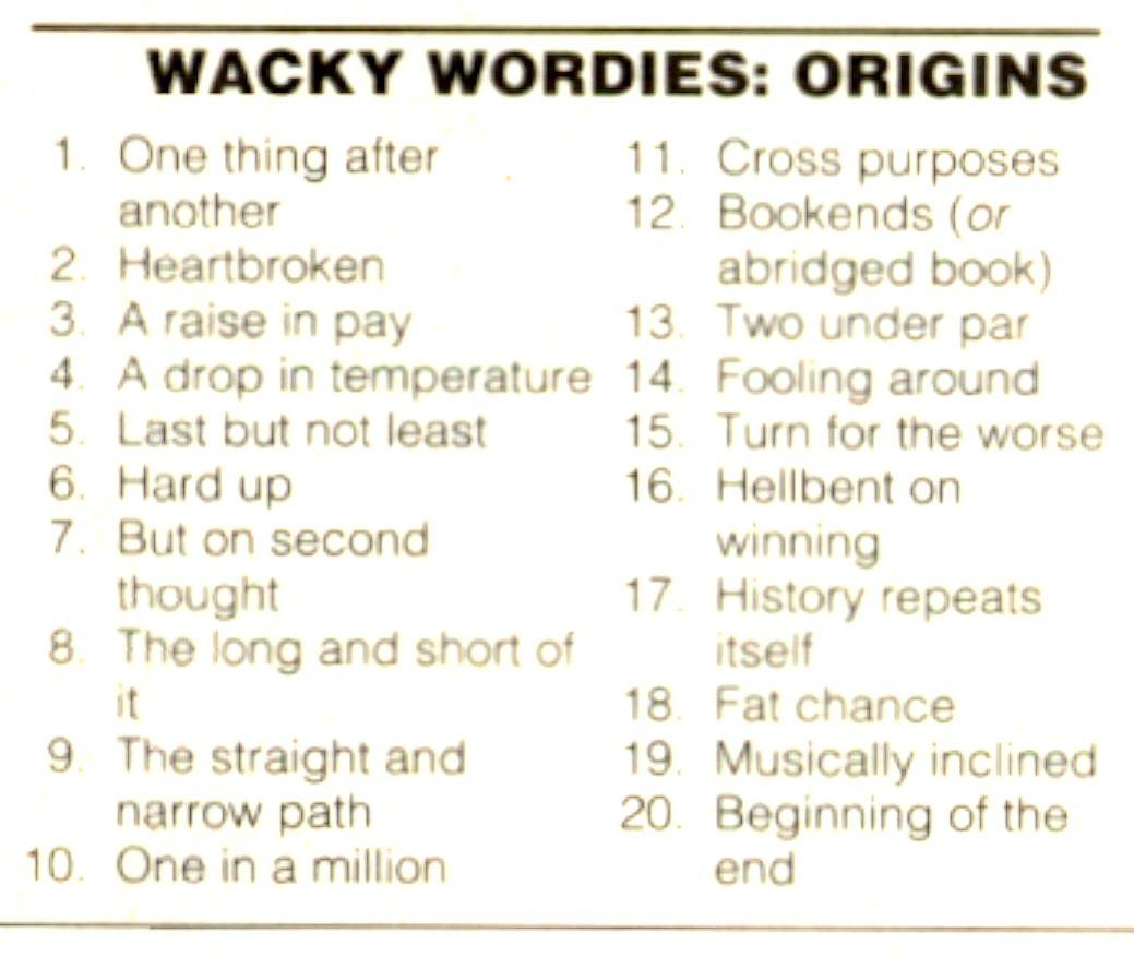 Wackie Wor S 67